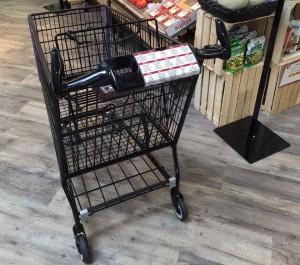 Rental Shopping Carts