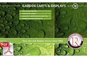 Garden Center Carts Catalog