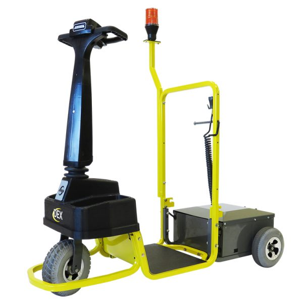 Dex Motorized Material Handling Carts