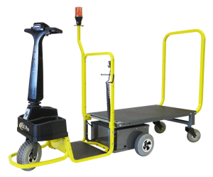 Dex Pro Motorized Material Handling Carts