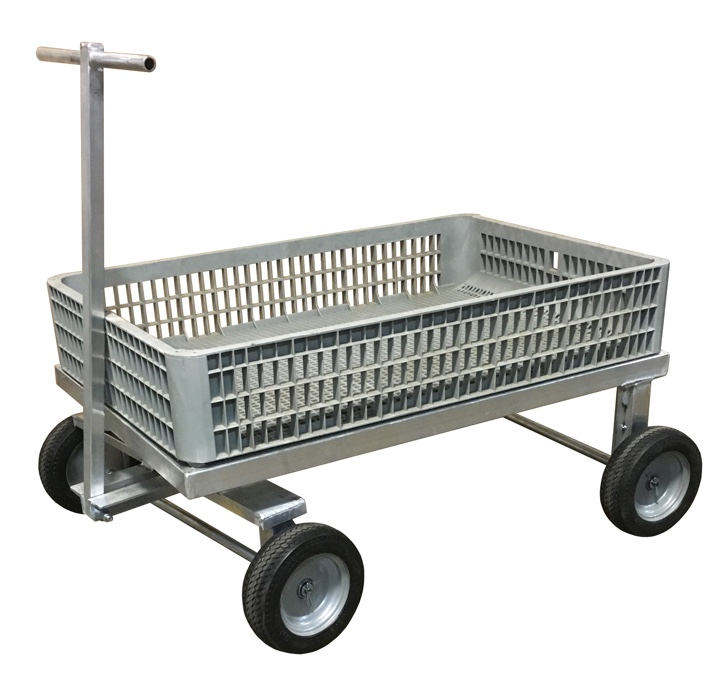 Nursery Flat Barrow Carts Crate Amp Tray Wagon Carts R W