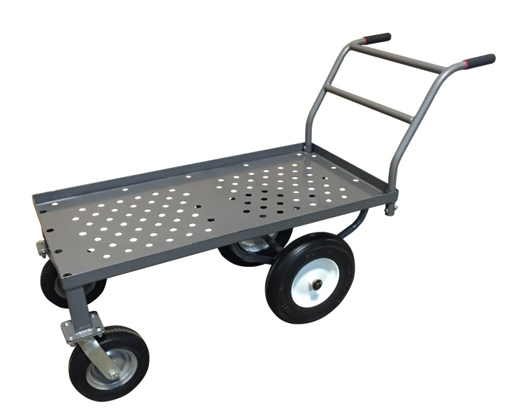 Nursery Flat Barrow Cart