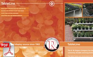 TableLine Catalog