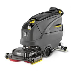 Floor Scrubbers & Sweepers