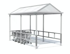 Hudson Cart Corral
