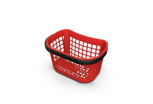 FIT Basket Red