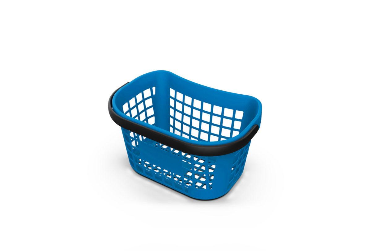 FIT Basket Blue