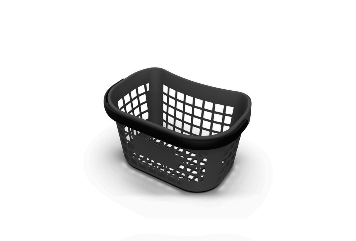 FIT Basket Black