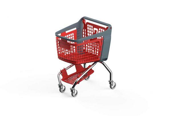 Bravo Cart Red