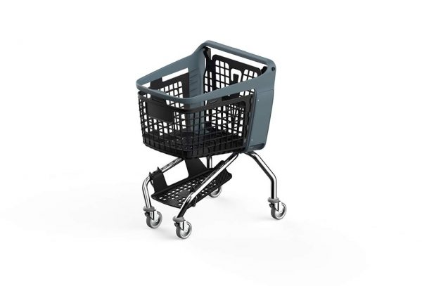 Bravo Cart Black