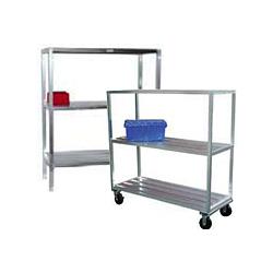 Standard Fixed Shelving Units