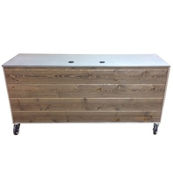 Barnwood Counter