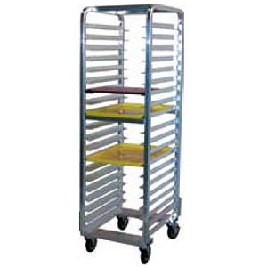 Aluminum Heavy Duty Racks APRR2018-3ED/VB