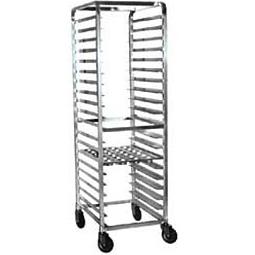 Aluminum Standard Duty Pan Racks APRR2018-3
