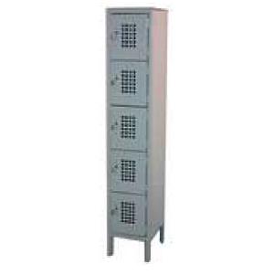 Five Door Lockers ELR5