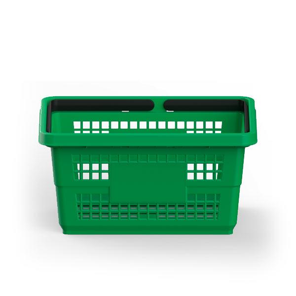 Airport Basket Green