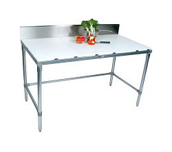 M-1 KD Galvanized Base Cutting Table