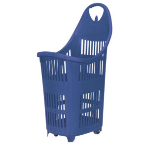Blue Bond Basket