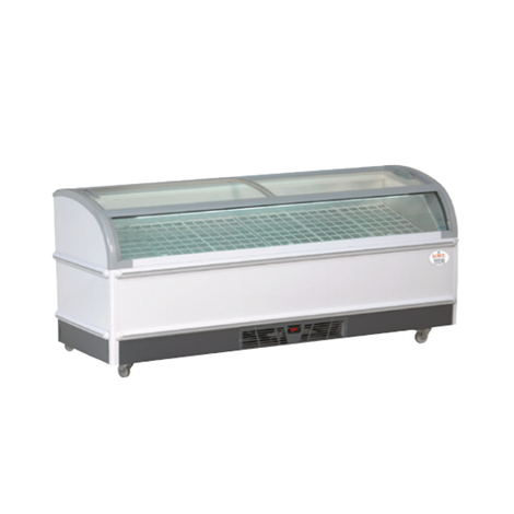 E1 & E2 Chest Display Freezers