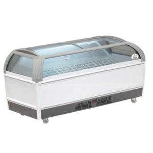E3 - Chest Style Display Freezer