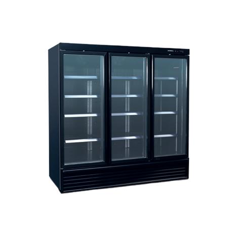 G8C - Upright Glass Door Chiller / Freezer